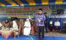 Bupati Muratara H Syarif Hidayat Buka Acara  Manasik Haji Tingkat Sekolah PAUD.