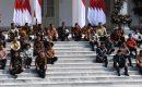 Presiden Umumkan dan Melantik Kabinet Indonesia Maju