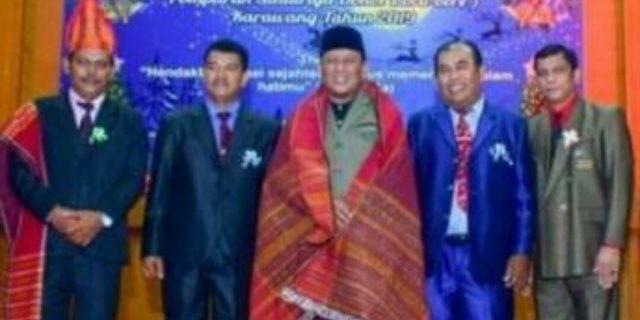 Wakil Bupati Hadiri Perayaan Natal Naposo Silau Raja Bere Se-Kabupaten Karawang