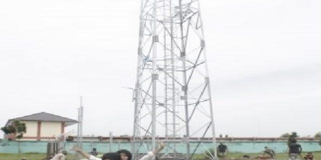 Pembangunan Tower Membahayakan Keselamatan ?